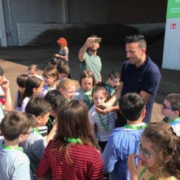 Alla scoperta dell'economia circolare: gli studenti che hanno partecipato al progetto We have a D.R.E.A.M. festeggiano la giornata mondiale dell'ambiente visitando l'impianto biometano di Foligno