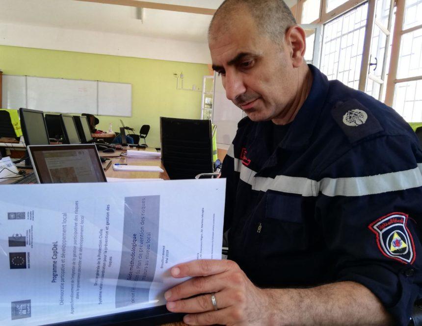 Si concretizzano i risultati del lavoro della nostra equipe in Algeria per la gestione partecipata del rischio