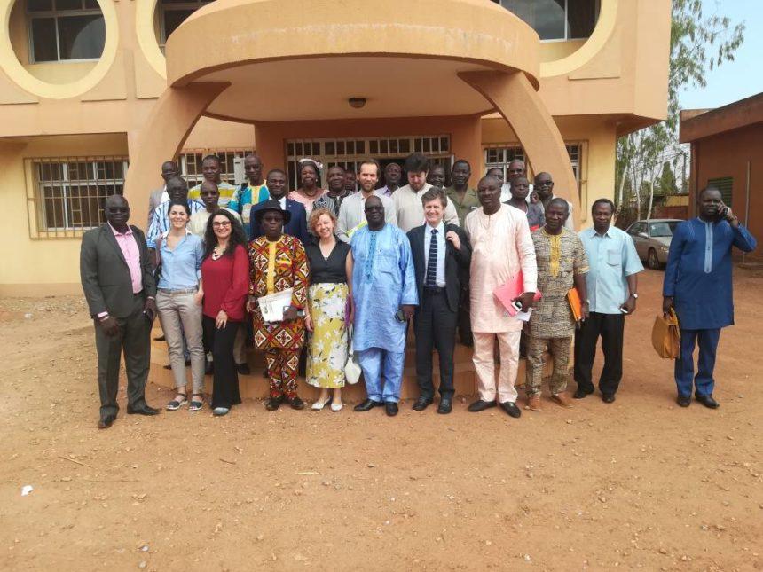 Le buone pratiche umbre sul tema dello sviluppo locale in Burkina per un seminario di interscambio