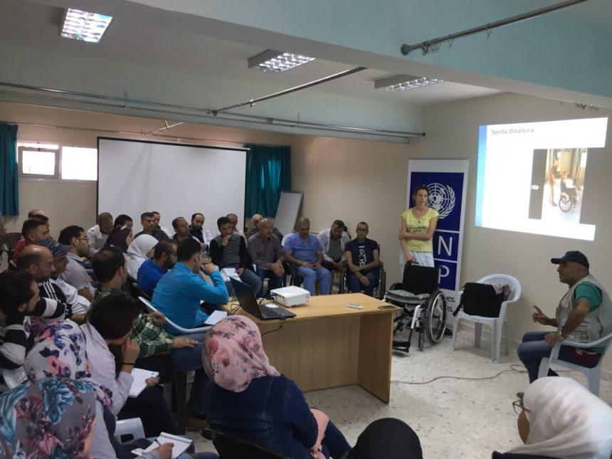 Il Programma delle Nazioni Unite per lo Sviluppo, FELCOS Umbria e Federsanità ANCI Umbria insieme per migliorare la qualità della vita delle persone con disabilità
