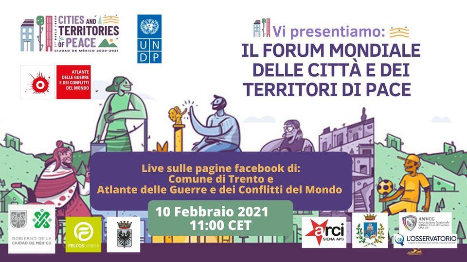 Forum Mondiale delle Città e dei Territori di Pace