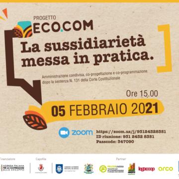 Ultimi appuntamenti di ECO.COM, il nostro progetto di cooperazione decentrata in Bolivia