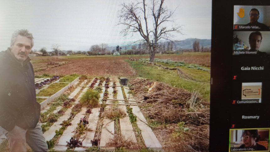 I produttori boliviani in visita virtuale delle cooperative umbre: l'ultima attività del progetto ECO.COM